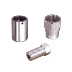 Aluminium Parts Aluminum Fittings Components