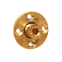 Brass Pool Cover Hardware