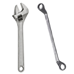 Drop Forged Steel Spanners
